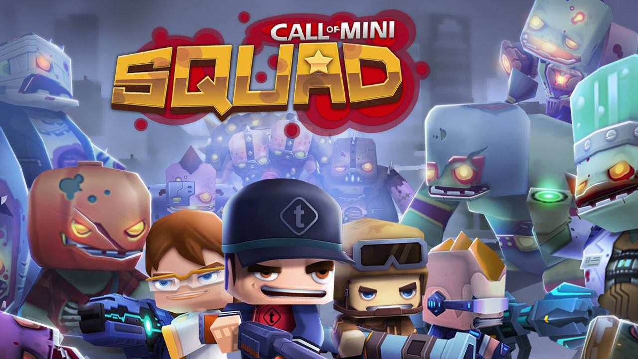 Call of Mini™ Squad Gameplay IOS / Android