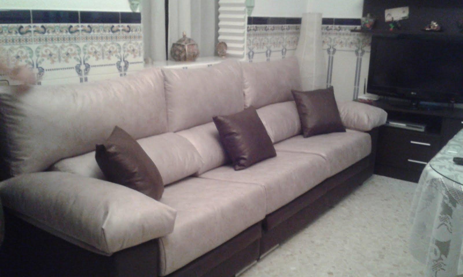 Sofa cheslong sofas sill n tresillo alcal del ri for Medidas sofa cheslong