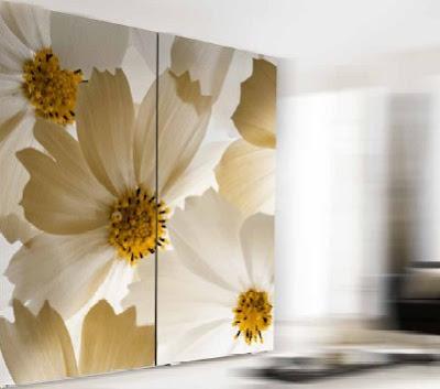 Renovar un armario con vinilos mobles guillen blog - Vinilos para decorar armarios ...