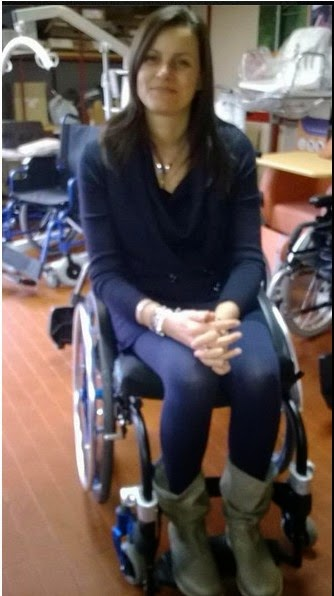 Medjugorje :  Gigliola Candian , guérie de la SLA en septembre 2014