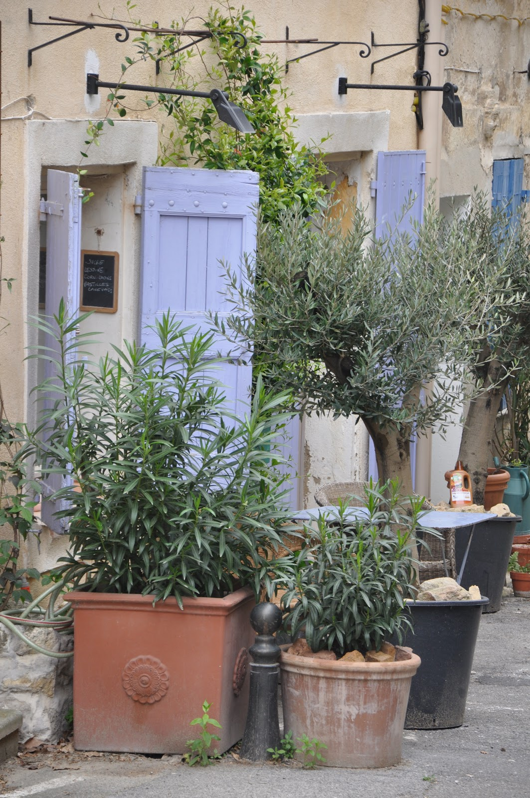 il giardino del brocante itinerari in provenza