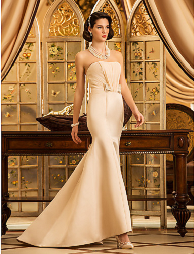 Vintage-Inspired Gowns