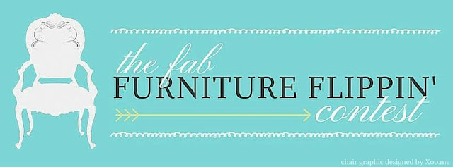 refinished furniture, flipping furniture, painted furniture, furniture makeover, contest