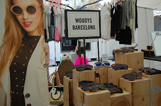 Stand Woodys Barcelona en 080 Fashion Julio 2013