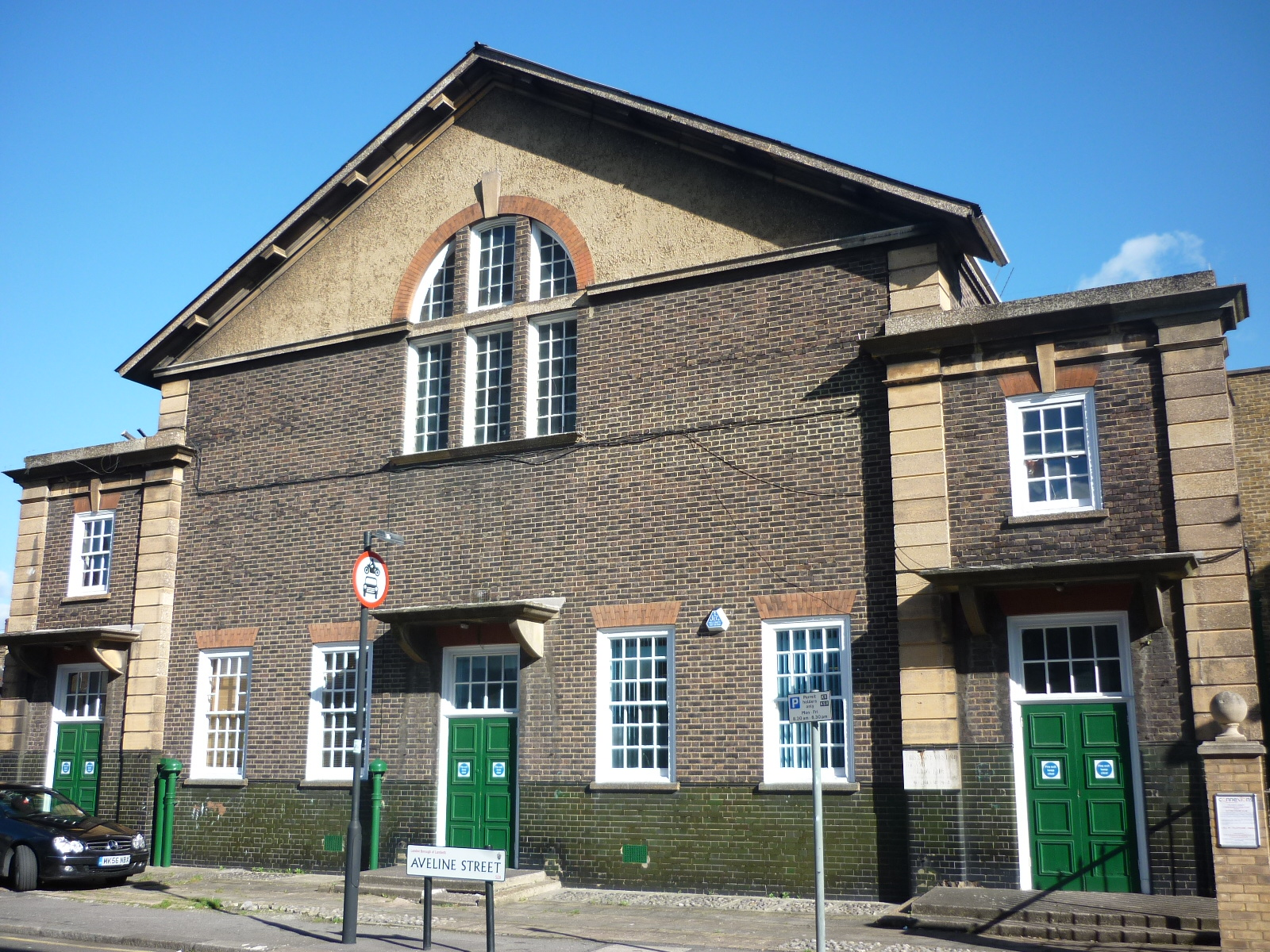 Se11 action team additions to lambeth 39 s list of buildings for Local architects