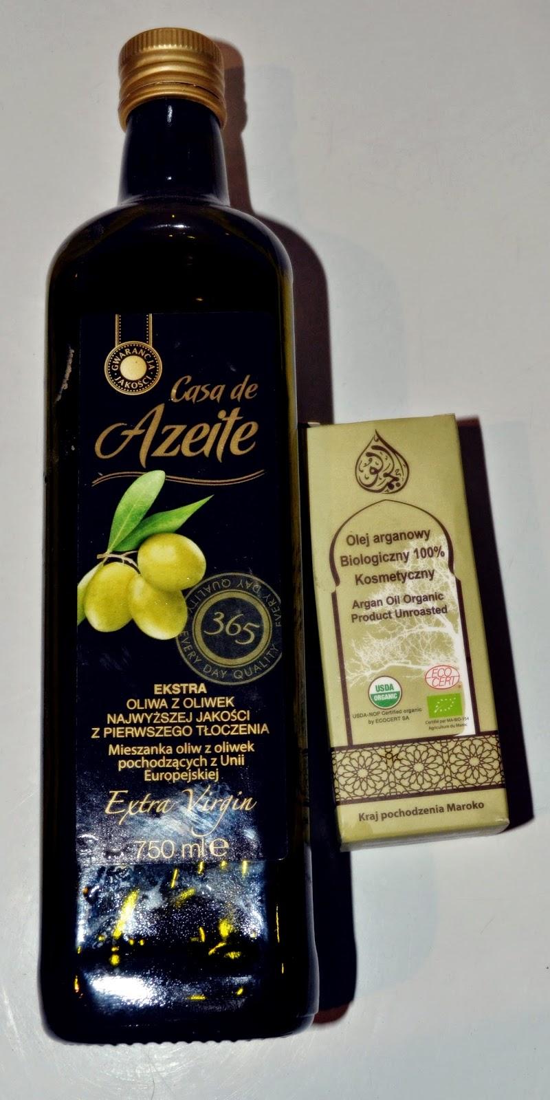 olej arganowy oryginalny