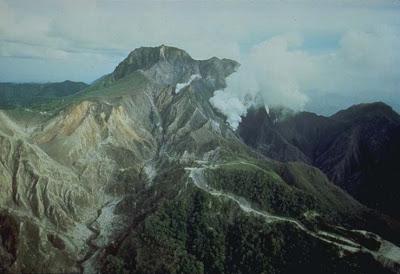 ancient pinatubo volcano