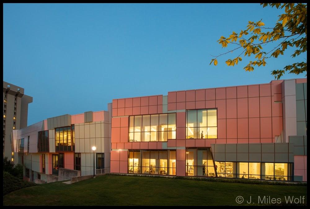 J Miles Wolf Cincinnati Photography DAAP At UC The