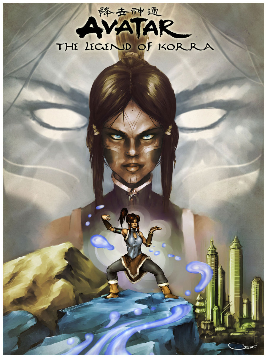 legend+of+korra+poster Avatar: A Lenda de Korra 3ª Temporada Torrent   Dual Áudio Bluray 720p (2014)