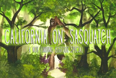 California Not FInding BIgfoot