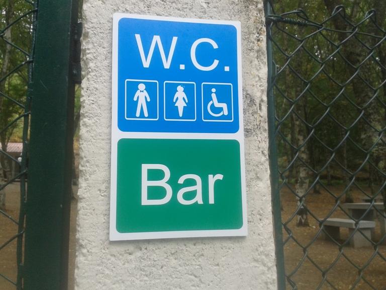 WC e Bar