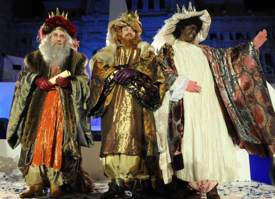 AIL Madrid Spanish Language School Blog: El Día de los Reyes 2015