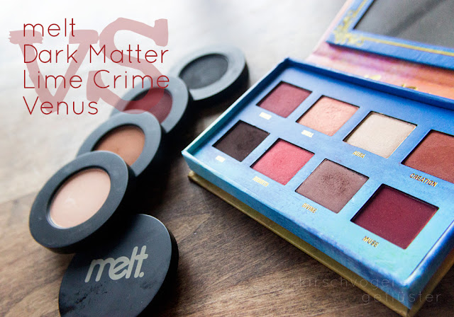 melt dark matter lime crime venus products