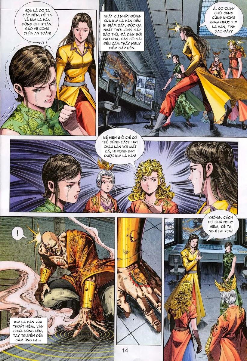 Tân Tác Long Hổ Môn chap 308 - Trang 14
