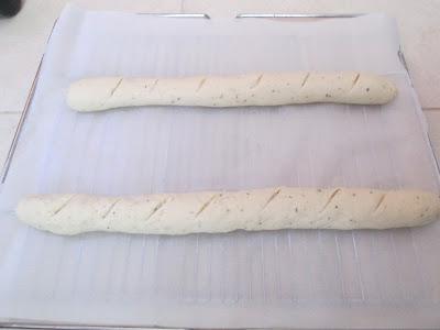 baguette, pain, recette, levure, levain, epices,