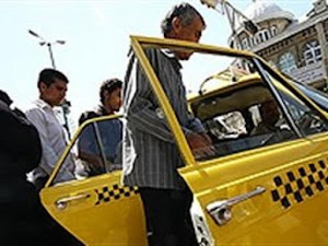 کرایه تاکسی رسما 31 درصد گران شد