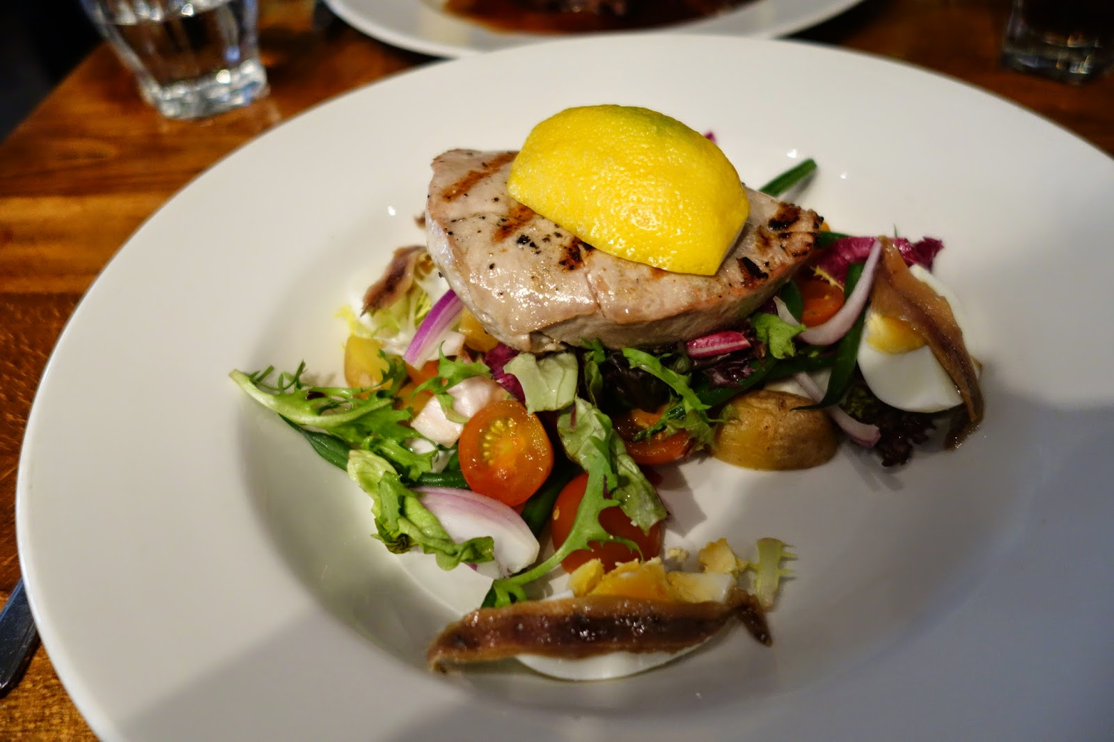 Review of Palm Court Brasserie