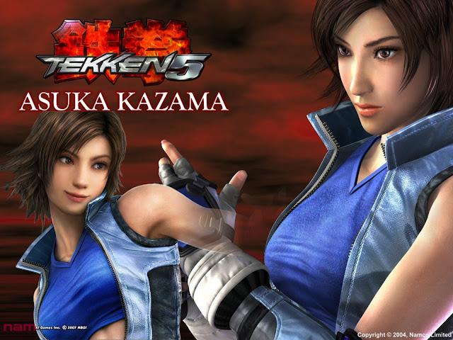 Asuka Kazama Tekken