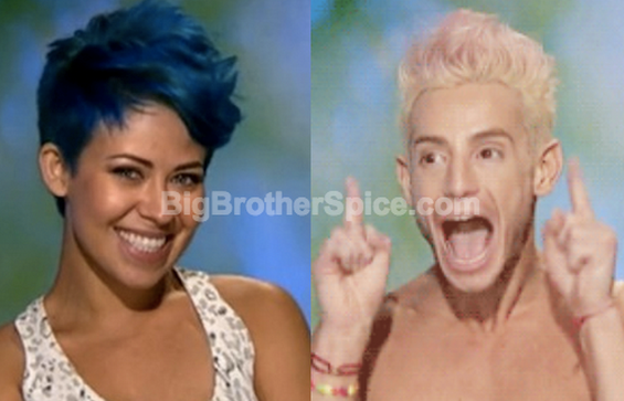 Big Brother 16 Joey Van Pelt Frankie Grande