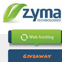 zyma web hosting giveaway