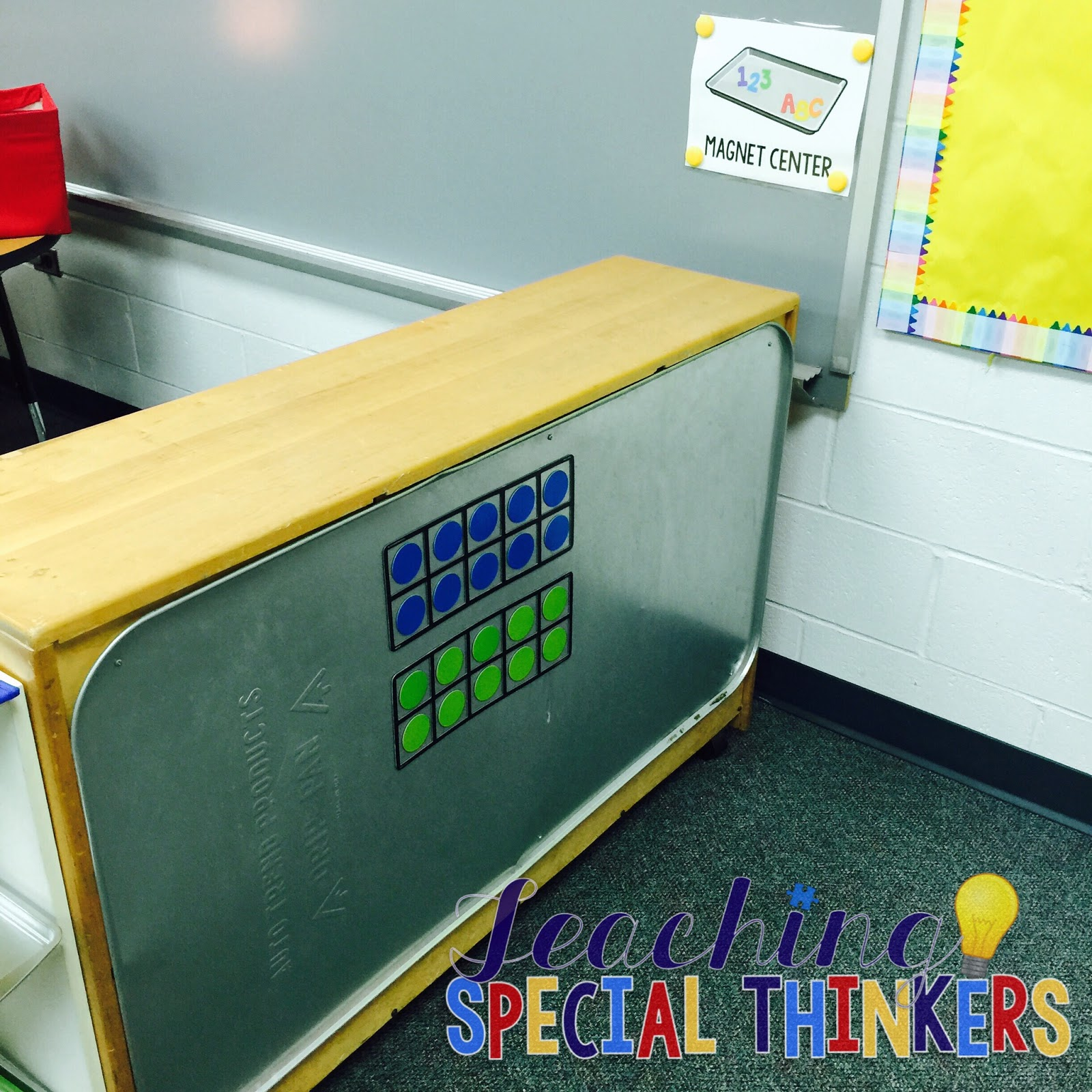 Here\'s to Another Year: Autism Classroom Tour! | Teaching Special ...