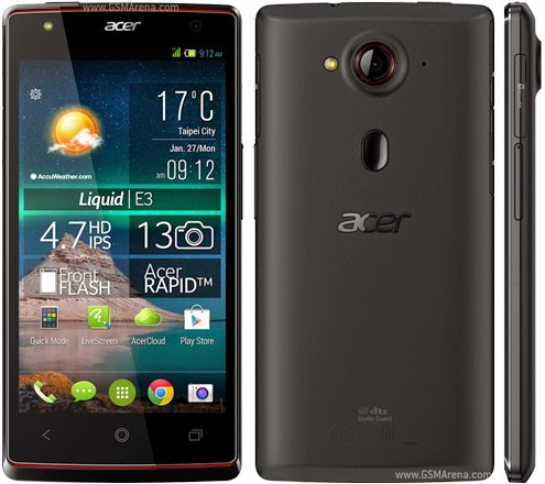 Harga hp Acer Liquid E3
