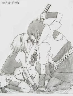 #13 Sasuke Manga Drawing