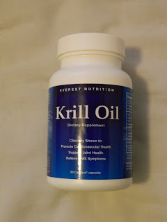 krill oil bottle maegal