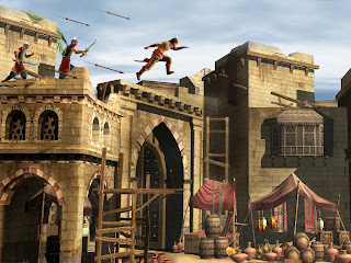 prince of persia the shadow and the flame screen 2 Prince of Persia: The Shadow and the Flame (AND/iOS)   Logo, Screenshots, Dev Diary, & Press Release