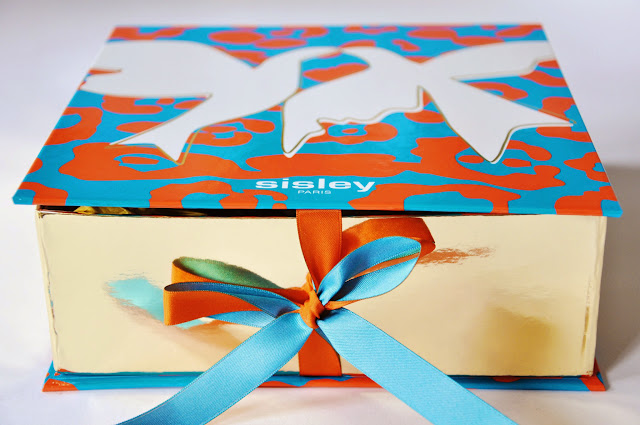 подарочная коробка Sisley