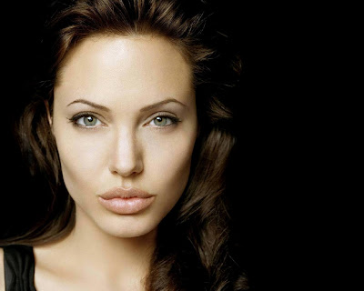 Angelina Jolie in Hot attitude