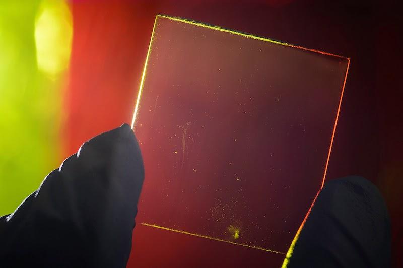Paneles Solares Transparentes, Generadores de Energia Limpia