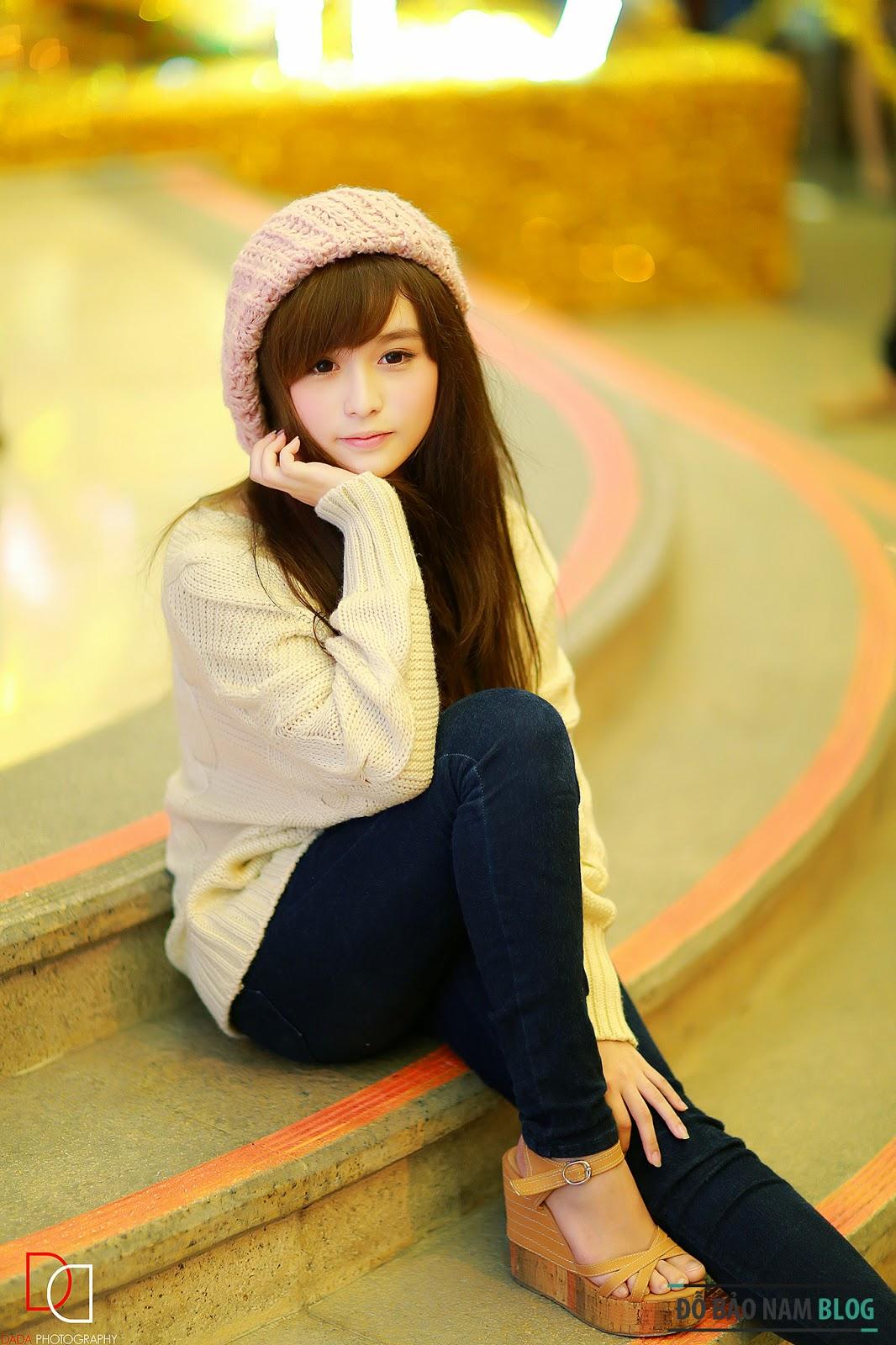 Ảnh đẹp girl xinh mới nhất 2014 được tuyển chọn 06