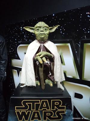 Yoda Museu de Cera de Gramado