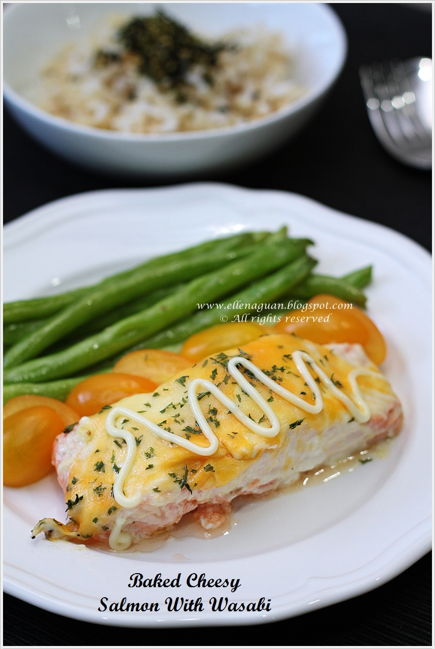 Cuisine paradise singapore food blog recipes reviews for Side dishes for baked fish