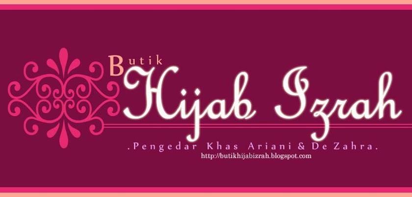 :: Butik Hijab Izrah ::