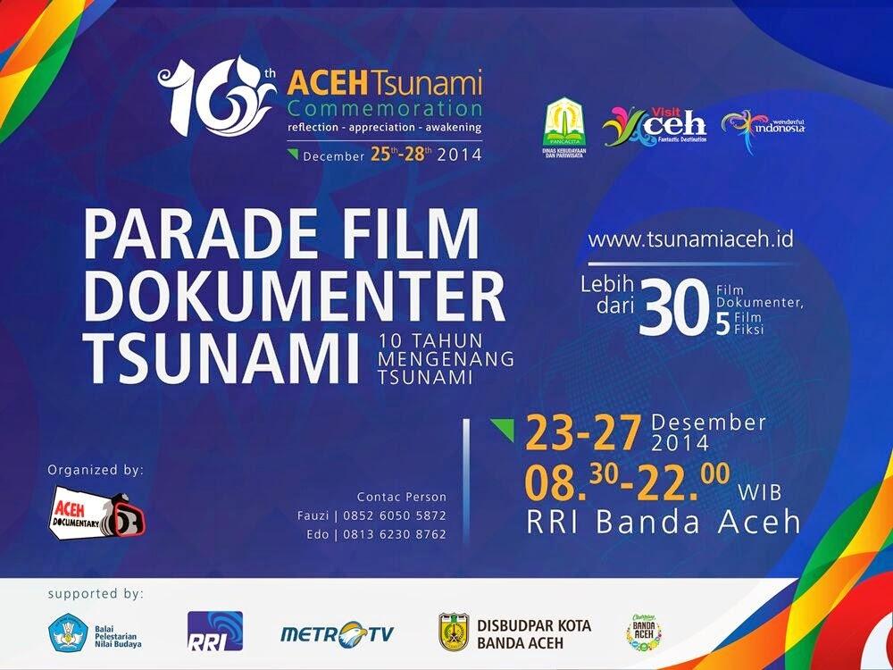 Memperingati 10 tahun tsunami Aceh