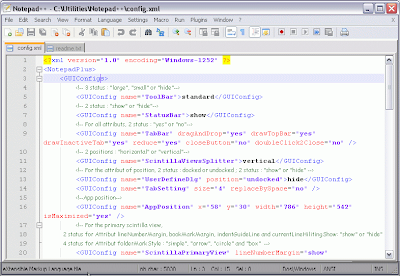 Download Notepad++ 5.9.6.1 - Text Editor