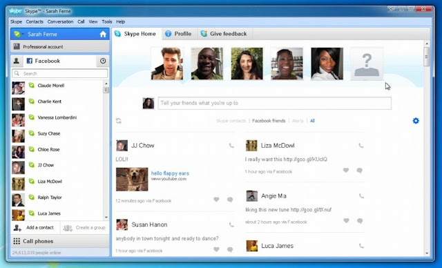 Skype Download Gratis terbaru 2013