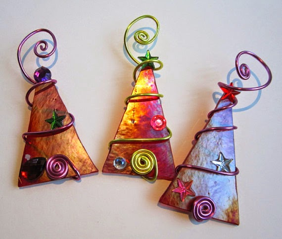 Ideas originales para los adornos de navidad adornos de - Adornos navidad originales ...