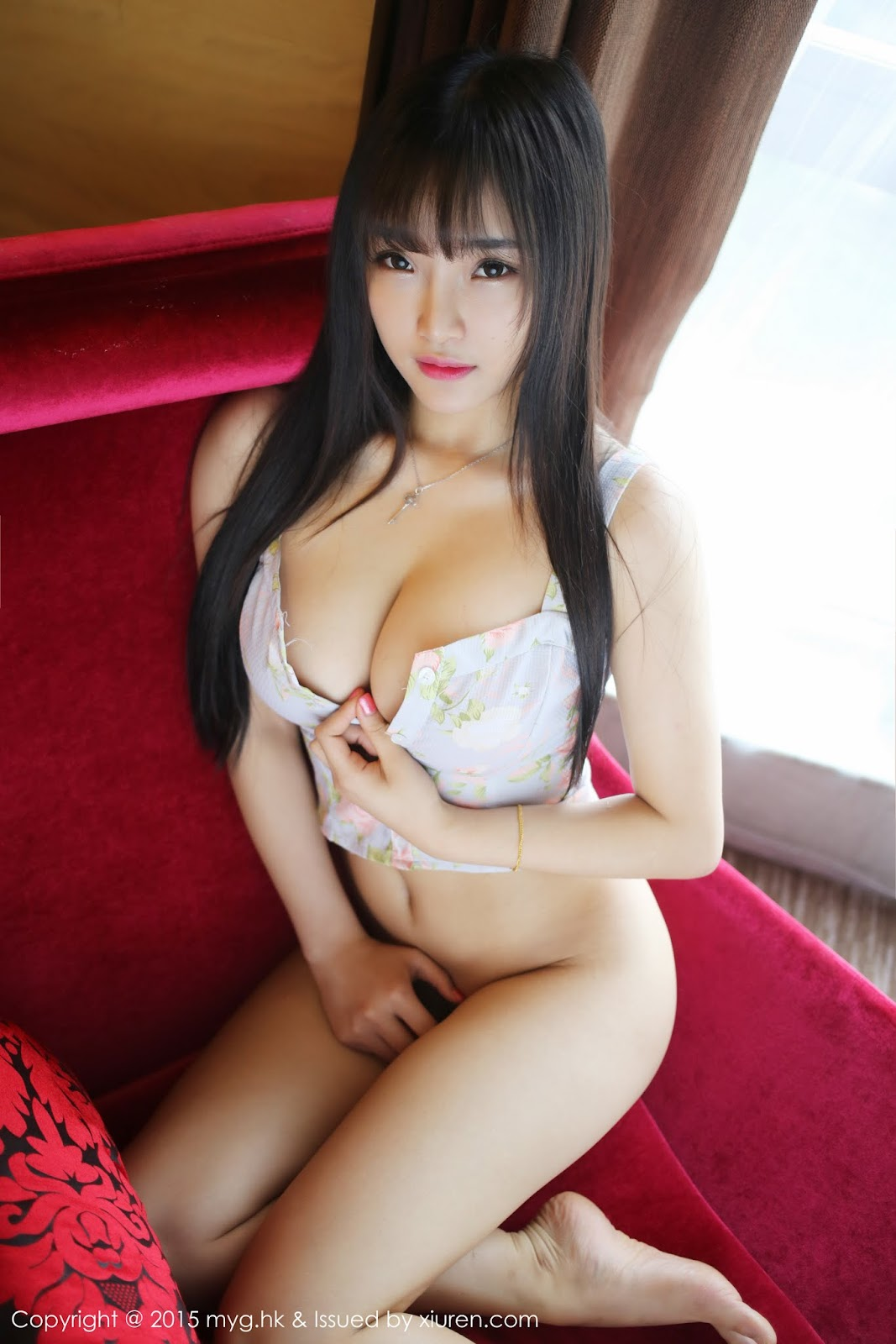 0016 - Sexy Girl Model MYGIRL VOL.118