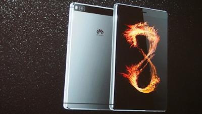 هواوي تطلق هاتفها الذكي الجديد Huawei P8