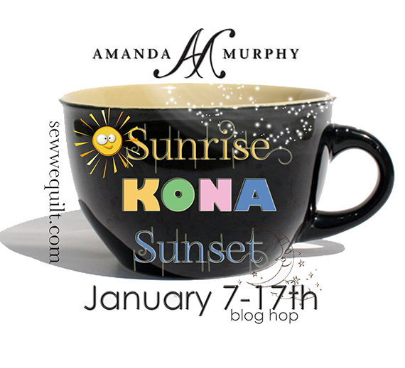 Wake up to Kona Blog Hop