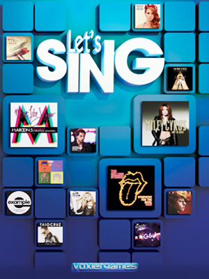 Lets Sing 2014