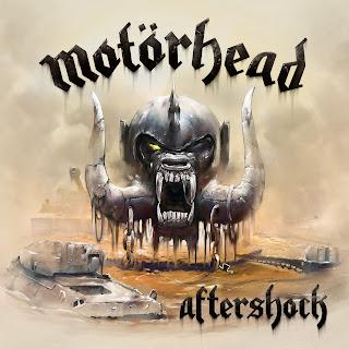 Motörhead - Aftershock album cover