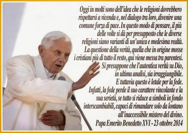 Preparare la Pasqua con Benedetto XVI Opus Dei - frasi sulla pasqua di benedetto xvi