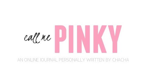Call Me Pinky