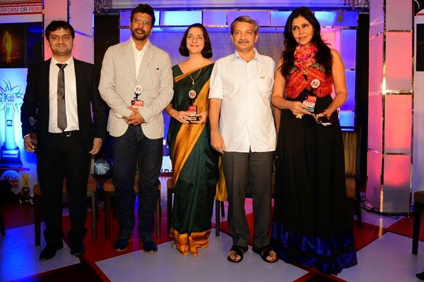 Shakti Kapoor, Payal, Sangram, Javed, Meera were present at India Leadership Conclave in Hilton