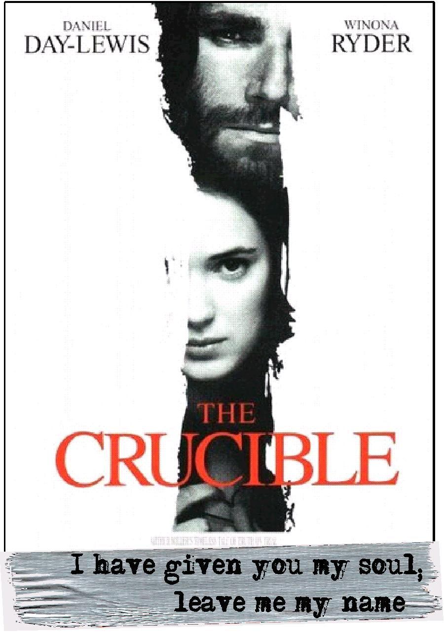 an analysis of the film adaptation of arthur millers play the crucible The crucible analysis the crucible is a four-act dramatic play abigail williams, rebecca nurse, etc—but arthur miller took.
