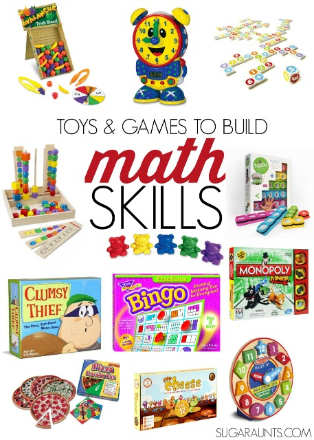 Game Toys To Practice : Math addition subtraction multiplication division games